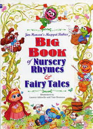 Muppet Babies Big Book Of Nursery Rhymes Fairy Tales Golden Books 9780307167521 Amazon Com Books