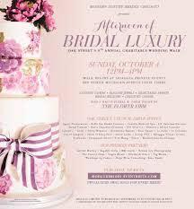 bridal luxury event chicago il