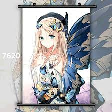 For Anime Fate Grand Order Foreigner Abigail Williams Manga Wall ...