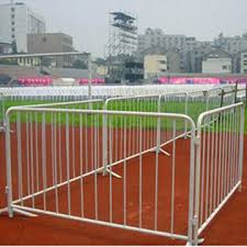 Galvanized Temporary Barricade Mesh Fence Crowd Control Barrier Metal Crowd Control Barriers Global Sources