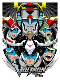 Voltron Review Discussion Cartoon Amino