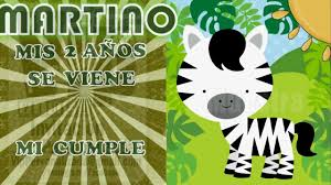 Vip Video Invitacion Personalizada Cumpleanos Eventos Animales De