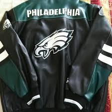 philadelphia eagles football jacket