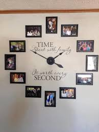 family room wall decor modern with