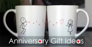 anniversary gift ideas by