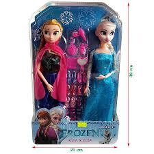 Đồ chơi búp bê Nữ hoàng băng giá Elsa và Anna 101 - Viet Toy Shop - Đồ chơi  trẻ em