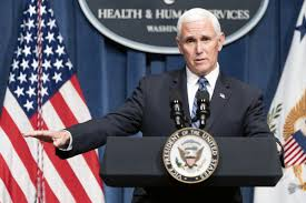 Coronavirus forces VP Pence to cancel ...