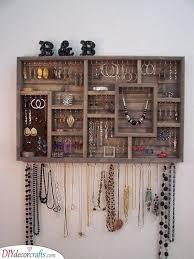 fabulous jewellery storage ideas