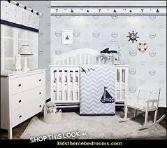 nautical baby bedroom decorating ideas