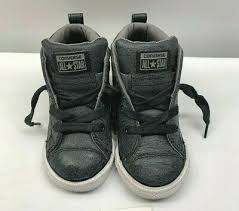 leather sneaker baby toddler size