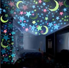 Wall Decal Moon Star Online Shopping Buy Wall Decal Moon Star At Dhgate Com
