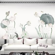 Lotus Flower Wall Decals The Treasure Thrift