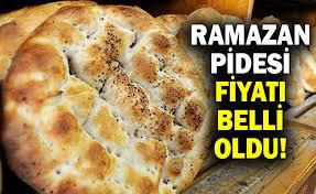 Ramazan Pidesi Fiyatı Belli Oldu!