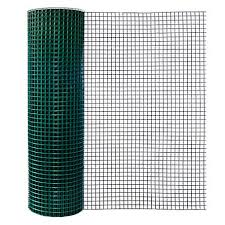 Garden Craft 48 In X 100 Ft Green Vinyl Garden Fence With 1 In X 1 In Mesh 784800rp At Tractor Supply Co