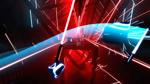 beat saber is ing to playstation vr