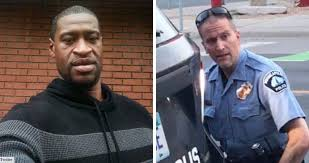 George Floyd's Killer Derek Chauvin Had A Long History of Violence as an  Officer | Femestella