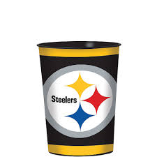 Pittsburgh Steelers Favor Cup 16oz Party City