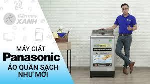 Máy giặt Panasonic NA-F100V5LRV giá rẻ, có trả góp 06/2020