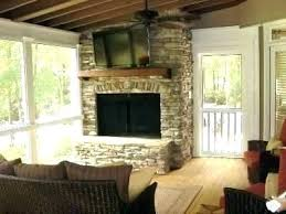 outdoor porch fireplace leandrokull co
