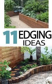 11 beautiful lawn edging ideas