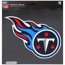 Tennessee Titans Wincraft 8 X 8 Color Car Decal Walmart Com Walmart Com