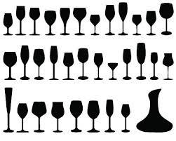 the wonderful world of wine glasses