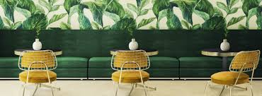 2018 color trends green home decor