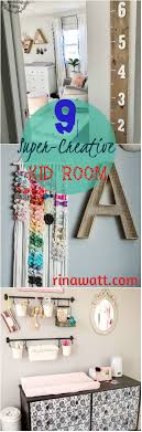 9 Super Creative Kid Room Decorations To Transform Your Child S Personal Space Rina Watt Blogger Home Decor Diy And Recipes