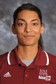 Abby Scott - 2015-16 - Women's Basketball - New Mexico State ...