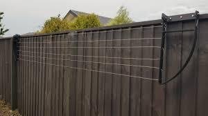 Swiftdry Stream Line Clothesline Swiftdry Clotheslines Nz In 2020 Clothes Line Wall Brackets Streaming