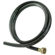 pvc threaded washing machine drain hose