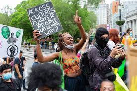 De Blasio backs George Floyd protests despite coronavirus ...