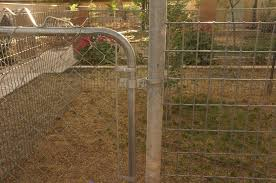Cheap Easy Dog Run To Build 6 Steps Instructables