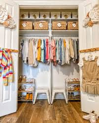 Kids Closet Organization Ideas Cotton Stem