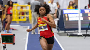 Jewel Smith - Track & Field - University of Maryland Athletics