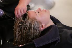 Image result for salon hair coloring