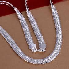 925 silver chain designs