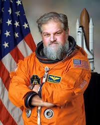 Space enthralls Abraham Benrubi - RocketSTEM