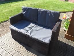 measure bespoke outdoor garden cushion