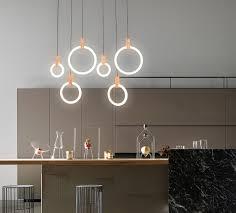 iron bedroom led pendant lights