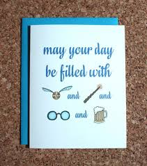 harry potter card filled harry potter by reneerules on
