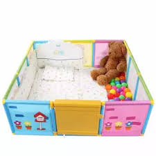 Build My House Play Fence Baby Playpen Home Play Yard Lazada Ph