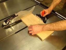 True Your Table Saw Miter Gauge Blade And Fence