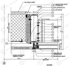 samples curtain wall facade detailing