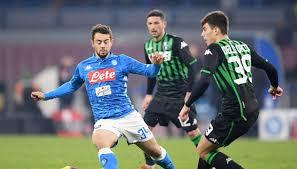 Napoli-Sassuolo – Coppa Italia 2018/2019 - Napoli-Sassuolo - Coppa ...