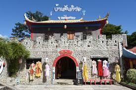 เที่ยวเมืองไทย เหมือนไปเมืองจีน ..บ้านสันติชล
