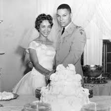Colin Powell and Alma Johnson were married on August 25, 1962 ...