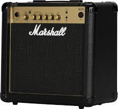 Marshall MG15G 15W Electric guitar combo amp