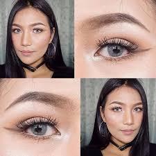$10.5 🍬Mini Ava Gray🍬ตาฝรั่งสีเเซ่บๆ พร้อมส่งค่ะ Ready in stock- shop now  🔺www.bbbeautycontact.com🔺 10.5$🔺1 month… | Instagram posts, Cosmetics,  Hoop earrings