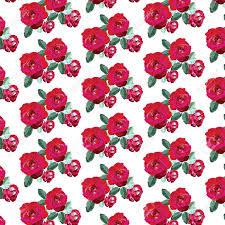 Patron De Rosas Rojas Flores Textura De Fondo Para Las Tarjetas